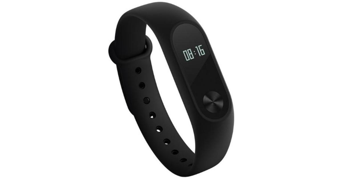 1fd8553934a Relógio   Pulseira Inteligente (Preto) - XIAOMI